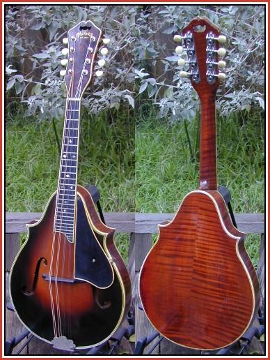 Martin Style A Mandolin