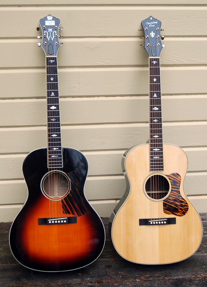 new guitar on the block recording king 13 fret rnj 17 the unofficial martin guitar forum. Black Bedroom Furniture Sets. Home Design Ideas